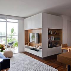 Phòng ăn by INÁ Arquitetura