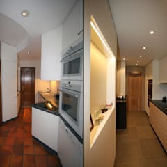 Modern Kitchen by Sfeerontwerp Modern