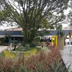 Выставочные центры в . Автор – Marcos Assmar Arquitetura | Paisagismo