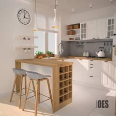 Kitchen by OES architekci