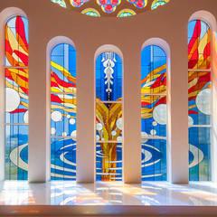 ザ・ロイヤルクラシック福岡: マルグラスデザインスタジオが手掛けたイベント会場です。