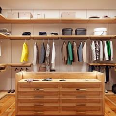 غرفة الملابس تنفيذ Art-i-Chok