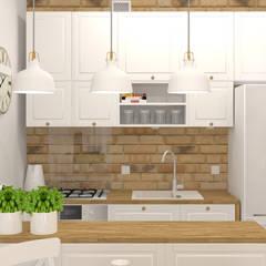 Bielany: styl , w kategorii Kuchnia zaprojektowany przez Studio R35