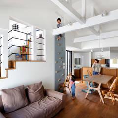 atelier m:  tarz Oturma Odası