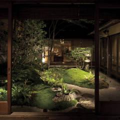 Kyo no Zen Kuruma / 京の禅 「車」: WA-SO design    -有限会社 和想-が手掛けたレストランです。