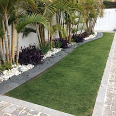 Jardin de la Luz: Jardines de estilo  de Beatrice Perlac - Adarve Jardines