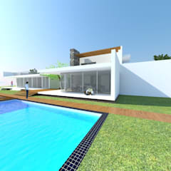 Conservatory by Carlos Fazenda, arquitectos