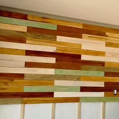 Walls & flooring by Marian de las Camelias