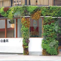 SANADAYAMA dental office / 真田山歯科: WA-SO design    -有限会社 和想-が手掛けた病院です。