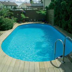 art yapi havuz sistemleri – 32m2 PREFABRİK HAVUZ:  tarz Havuz