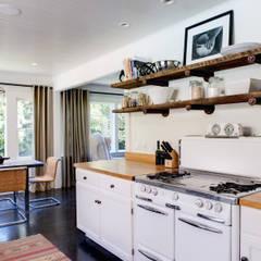 Casa em Sonoma, California: Cozinhas  por Antonio Martins Interior Design Inc