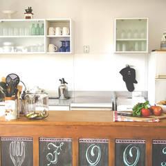 DECORACION - Cocina integrada: Cocinas de estilo  por PLATZ