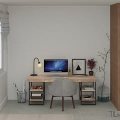 Study/office by Lagom studio