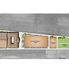 CENTRO ECUESTRE WIELGOPOLAN: Spa de estilo clásico de Bentabol y Rodrigo Arquitectos