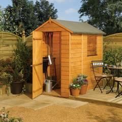 Landscaping and Garden Storage de Heritage Gardens UK Online Garden Centre Clásico