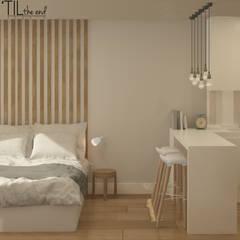 Room 2: Hotéis  por Lagom studio