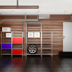 Garage/shed by GM-interior