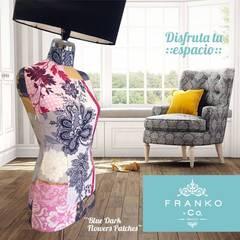 Ambientes Franko & Co.: Estudios y oficinas de estilo  por Franko & Co.