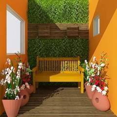 Anexos de estilo  por Nádia Catarino - Arquitetura e Design de Interiores, Rural Madera Acabado en madera
