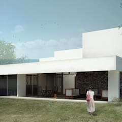 Houses by TAQ arquitectura,