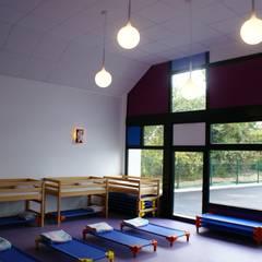 Ecole: Ecoles de style  par Camélia Alex-Letenneur Architecture Design Paysage