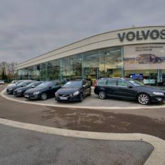 Concessionnaire Volvo - St Ouen l'Aumone: Concessions automobiles de style  par LUSIARTE