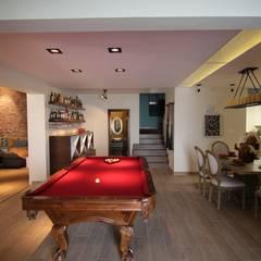 Bilbaoo Residencial : Cavas de estilo  por Lo Interior