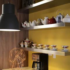 Bilbaoo Residencial : Cocinas de estilo ecléctico por Lo Interior