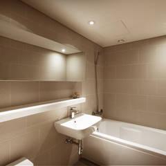 잠원동 롯데캐슬 : Qua.D의  욕실,모던