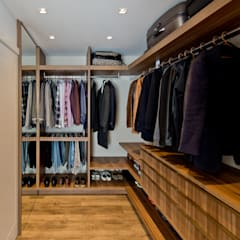 Modern dressing room by Espaço do Traço arquitetura Modern