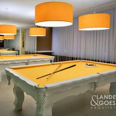 Projeto Corporativo - Itapema-SC: Spas clássicos por Landeira & Goes Arquitetura