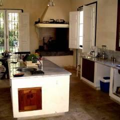 Aulet & Yaregui Arquitectosが手掛けたキッチン
