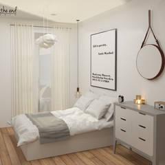 Dormitorios de estilo  por Lagom studio