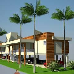 Pousada R.V: Hotéis  por Habita Arquitetura
