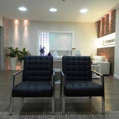 Imagem depois da reforma.: Edifícios comerciais  por É! Arquitetura e Design