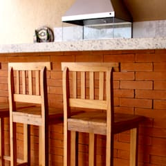 餐廳 by Alkaa Arquitetos Associados