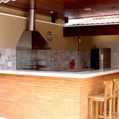 مطاعم تنفيذ Alkaa Arquitetos Associados