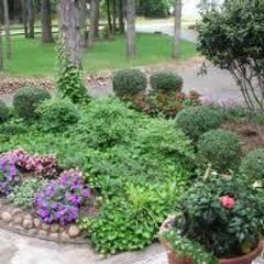 jardines: Jardines de estilo colonial por Álvaro Moreno