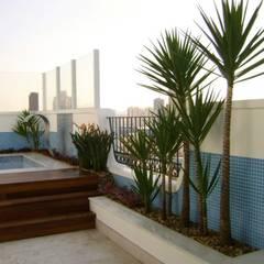 حديقة تنفيذ MC3 Arquitetura . Paisagismo . Interiores , تبسيطي
