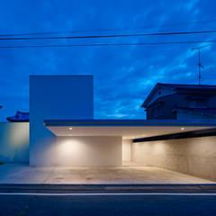 高林東町の家: 小野里信建築アトリエが手掛けた家です。