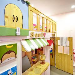 자녀방: 제이앤예림design의  아이방