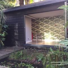 Hackney Home Cinema :  Garden by Garden2Office