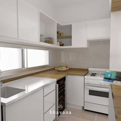 Kitchen by Bhavana, Scandinavian