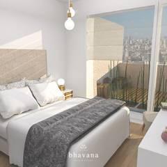 Bhavana: iskandinav tarz tarz Yatak Odası