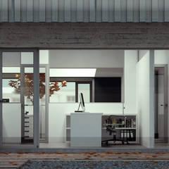 Estudio Bianchi + Faerman Arquitectos: Terrazas de estilo  por BS ARQ