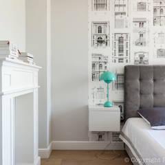 Portfolio: styl , w kategorii Sypialnia zaprojektowany przez Loft Factory