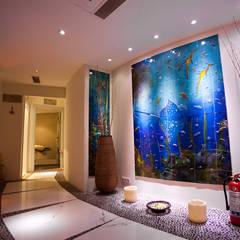 Camdal – Cam Deniz Dibi Çalışmaları / Bodrium Otel / Manastır Otel  Diger Örnekler:  tarz Spa