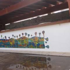 Camdal – Cam Deniz Dibi Çalışmaları / Bodrium Otel / Manastır Otel  Diger Örnekler:  tarz Havuz