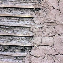 CASA FARO: Paredes de estilo  por bioma arquitectos asociados