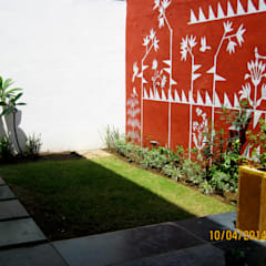 Garden by ar.dhananjay pund architects & designers